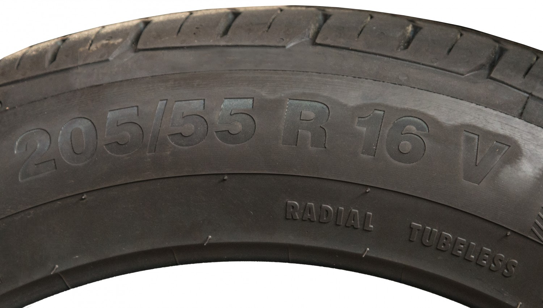 Reifenbezeichnung was haben diese zu bedeuten?