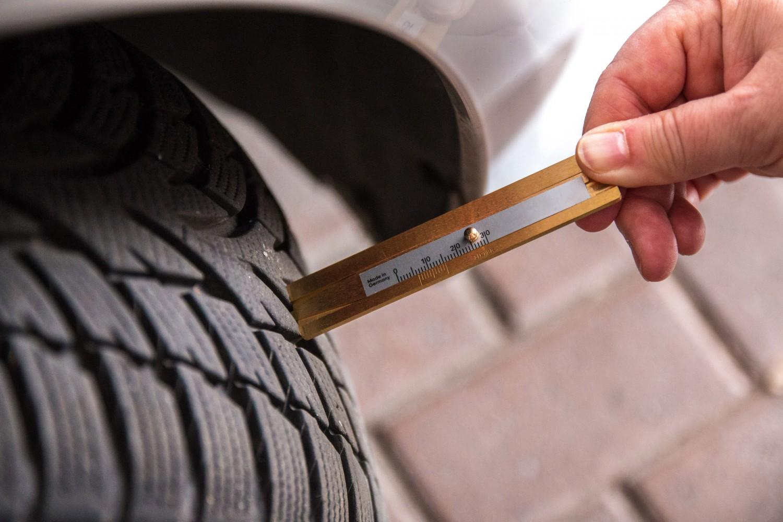 Wie viel Profil müssen Reifen mindestens haben?